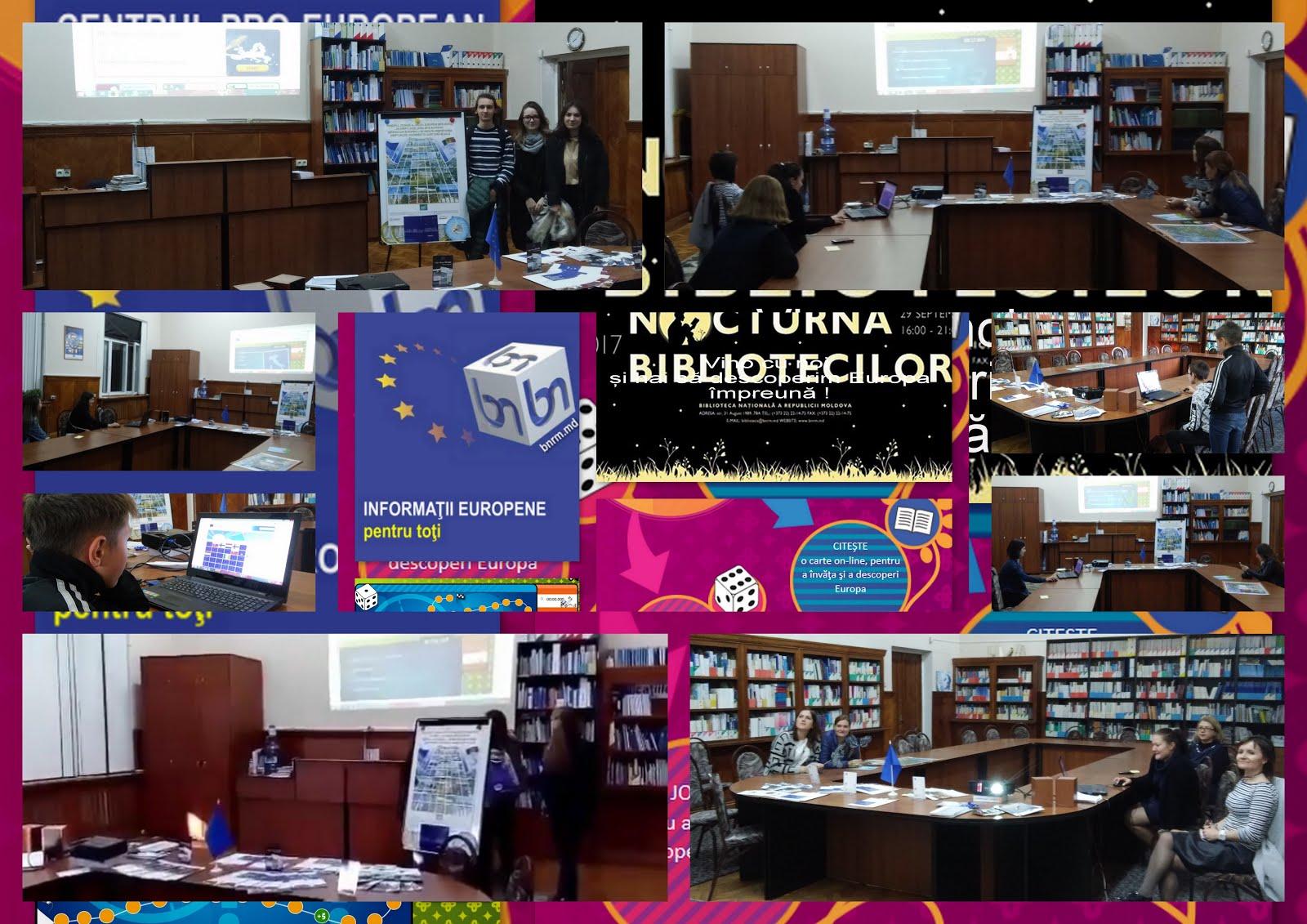 Nocturna Bibliotecilor 2017 la CPESC