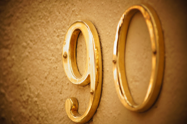 picture of house number 90