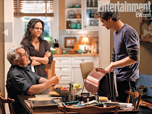 O Espetacular Homem-Aranha - Andrew Garfield, Sally Field e Martin Sheen