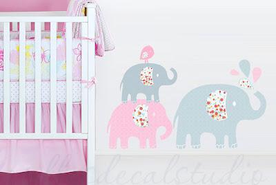 Wall Decal for nursery
