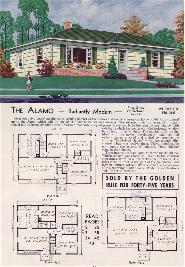 1950s dream home today | Home Lust
