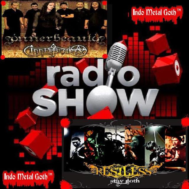 Innerbeauty Restless Tampil di RadioShow tvOne (2 Juni 2012)