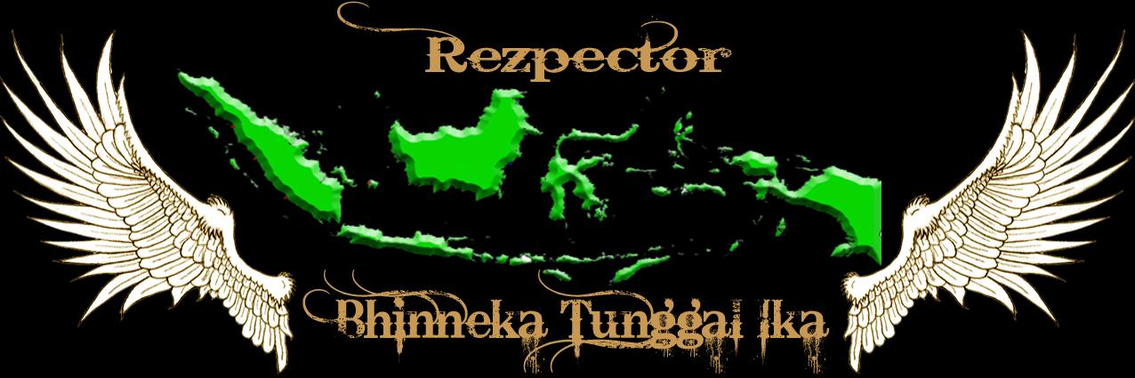 Definisi Logo Rezpector Bhinneka Tunggal Ika