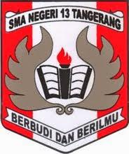 Logo SMA Negeri 13 Kota Tangerang