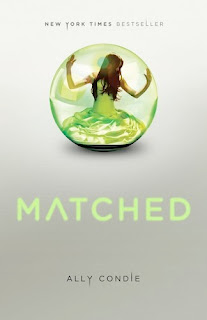 bookcover of MATCHED