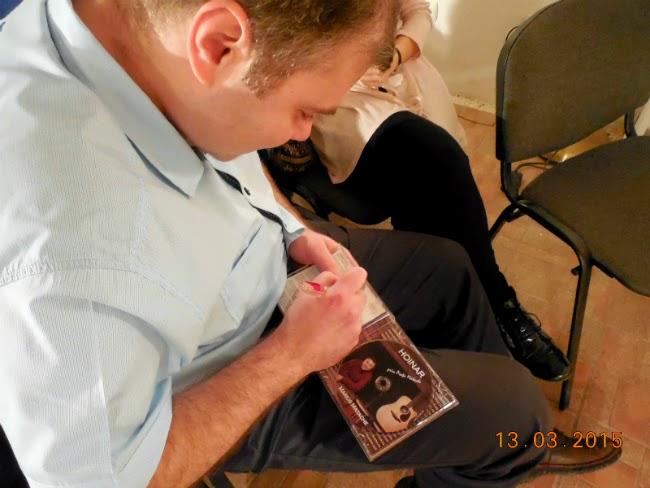Make da autografe