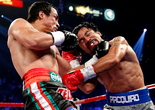 Juan Manuel Marquez knocks out Manny Pacquiao in sixth round
