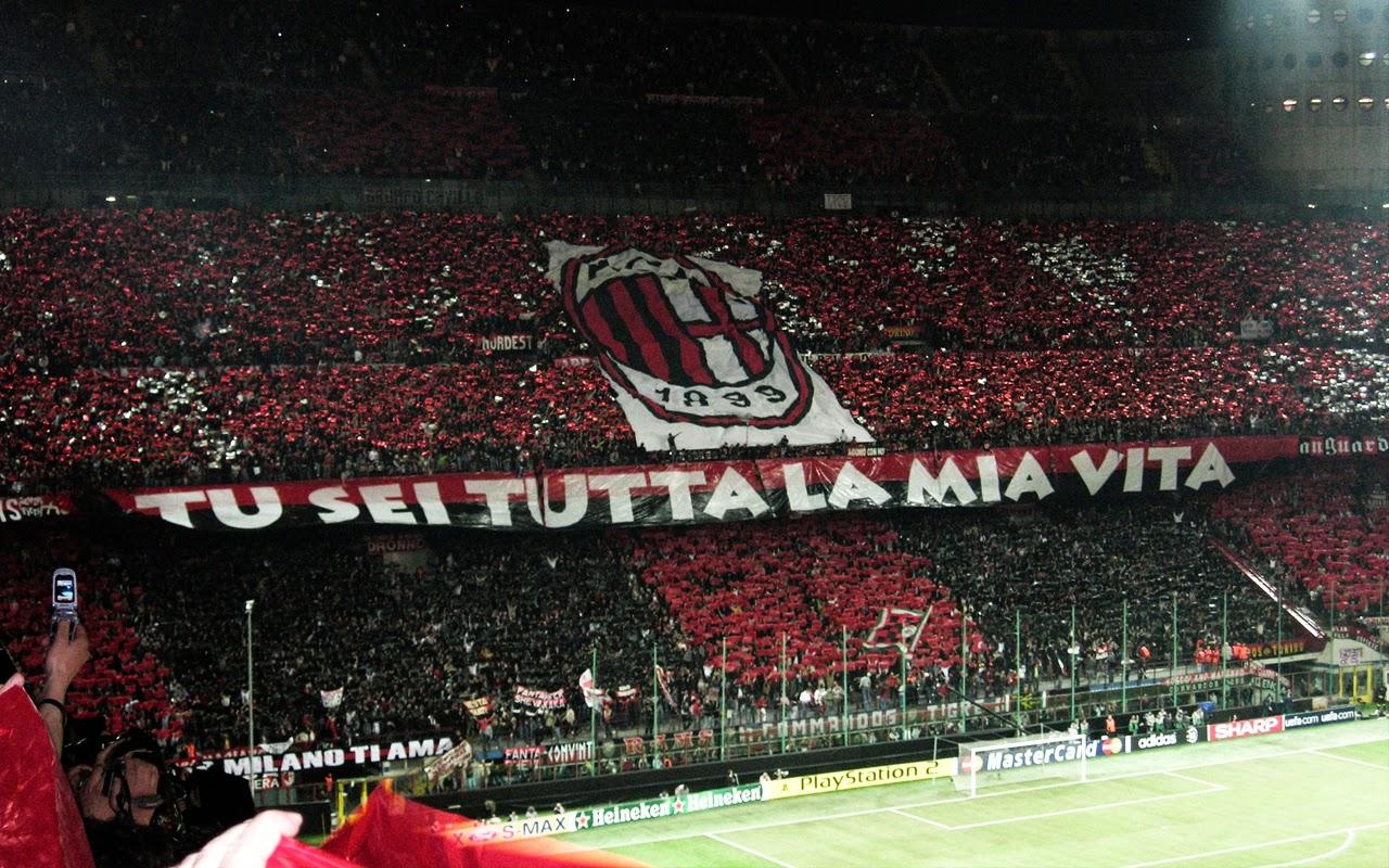 AC Milan Football Club Wallpaper | Football Wallpaper HD