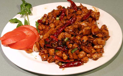 ... enjoy this delicious Chinese Food Recipe – kung pao chicken recipe