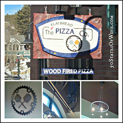 The Flatbread Pizza Co, Breckenridge