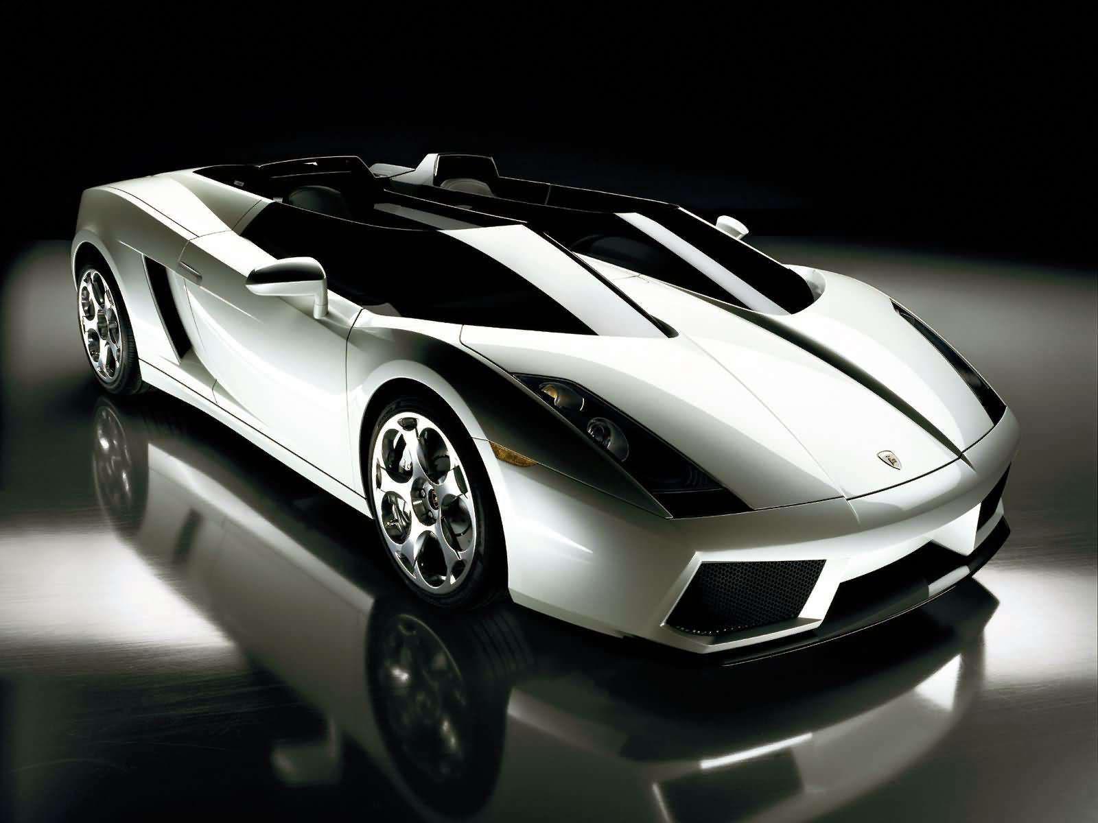 Foto Mobil Lamborghini.