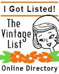 The Vintage List!