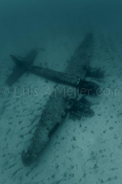 Junkers wreck - LuisAMeller.com