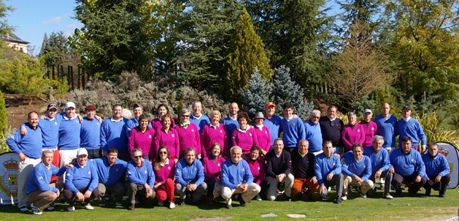 Final Circuito Ranking Pitch & Putt 2012 Madrid