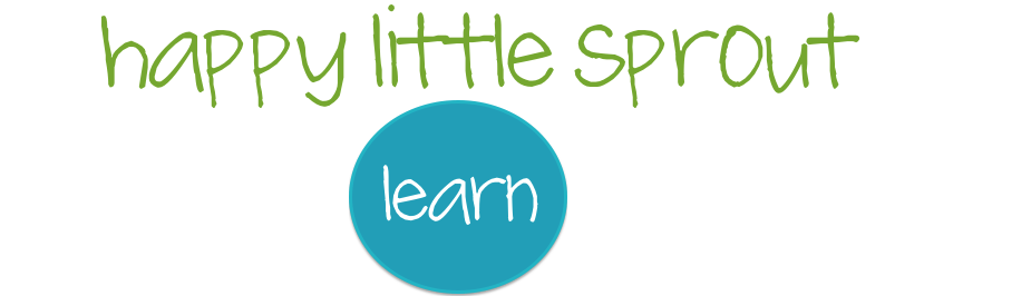 happy little sprout - learn