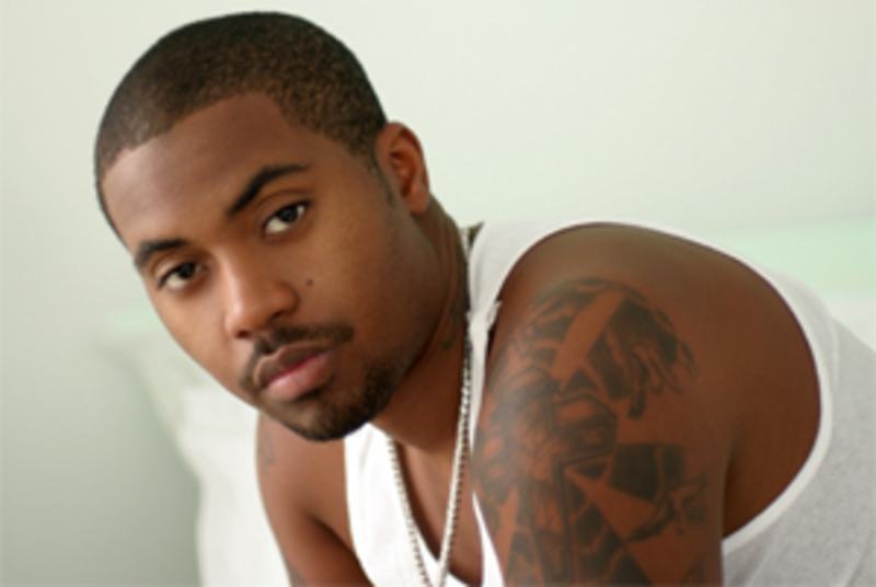 Nas belly haircut