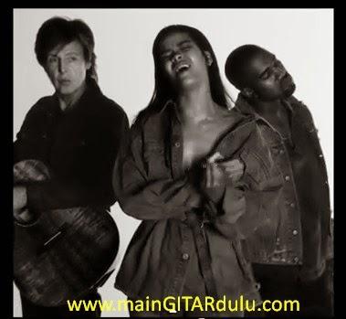 Four Five Seconds - Rihanna & Kanye West & Paul McCartney