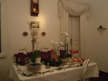 Пасхальный стол 2011 года