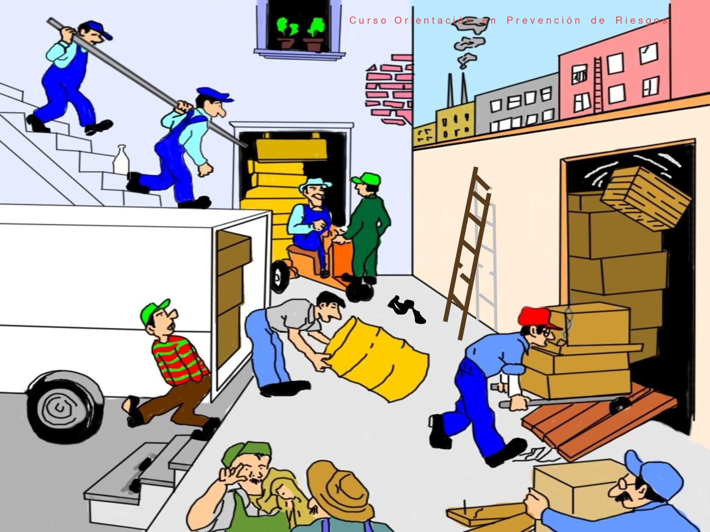 Investigacion de analisis y accidentes de trabajo for Riesgos laborales en oficinas