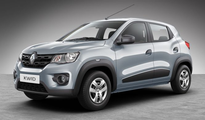 Renault Kwid Colours Automobile Planet