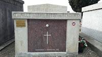 ■ La tombe du Général RITAY après réfection en 2014