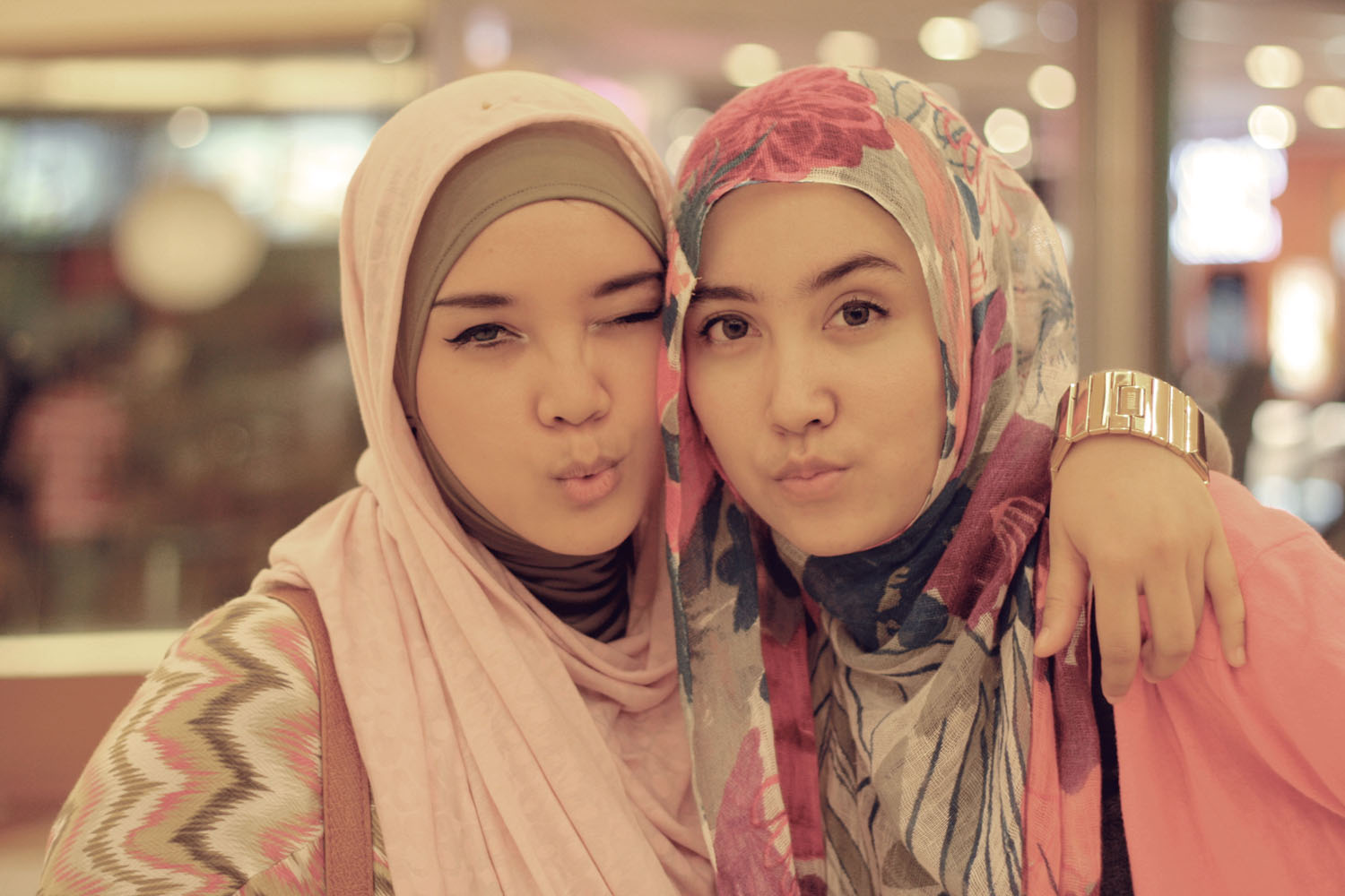 Were Blogger And Were Married Tutorial Hijab Zaskia