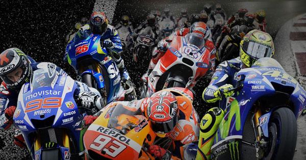 Jadwal Laga Pertandingan MOTO GP 2016