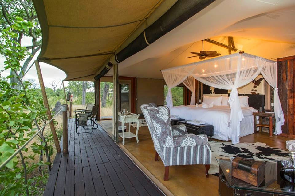 Camp Kuzuma Botswana