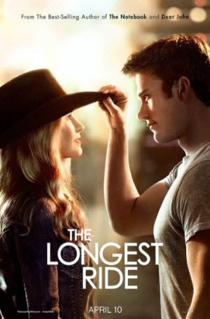 The Longest Ride: Theatrical Poster
