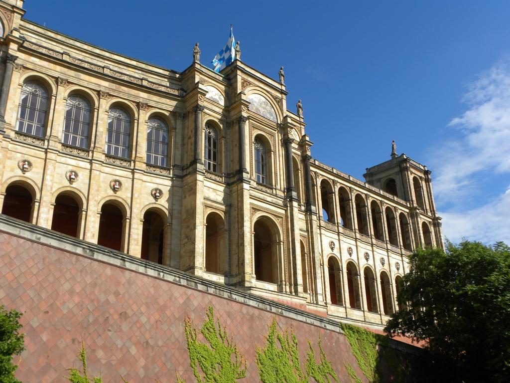 Maximilianeum in Munich struck me 28