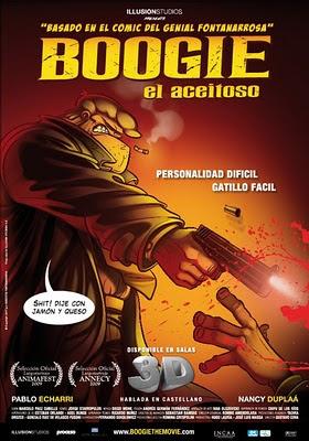 Boogie el Aceitoso audio latino