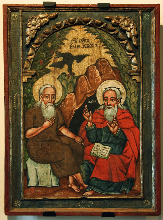 Saint Enoch and Saint Elijah in the flesh will return prior to the Parousia of Our Lord Jesus Christ