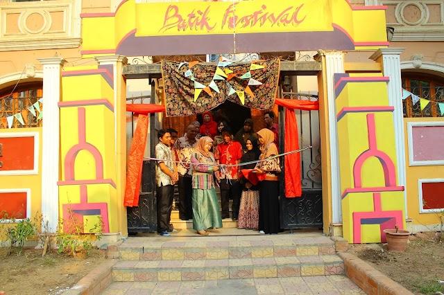 Acara Batik Festival & Fashion Show Berlangsung Meriah, Dengan Segala Penampilnnya.