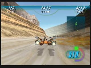 Free Download Games Star Wars Racer Revenge PS2 ISO Full Version