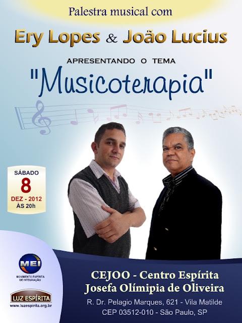 Evangelho musical Ery Lopes & João Lucius