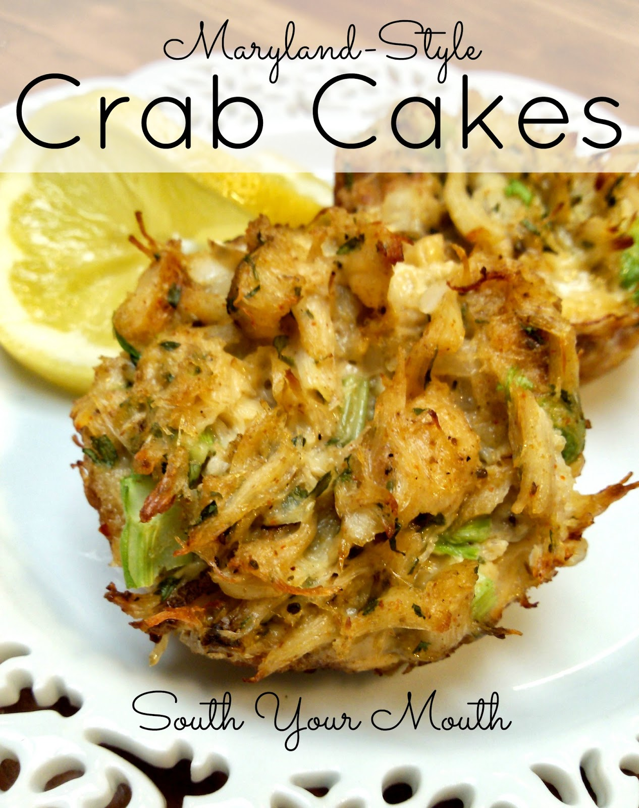 Easy crab cakes recipe baked