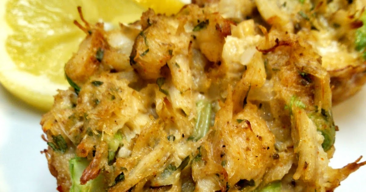 Southern Maryland Crab Cakes