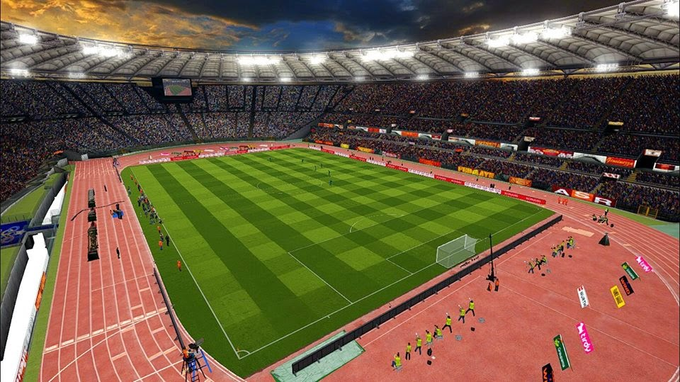 The Real Sky HD v3 (AIO) PES 2015 Mod
