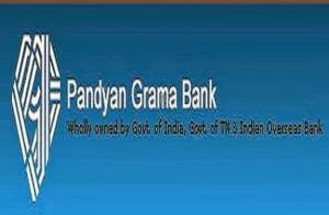 Pandyan Grama Bank Recruitment of 131 officer Scale 1 Job - pandyangramabank.in