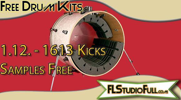 Pack de Sons - Pacotão Com Mais de 1600 Kicks Grátis