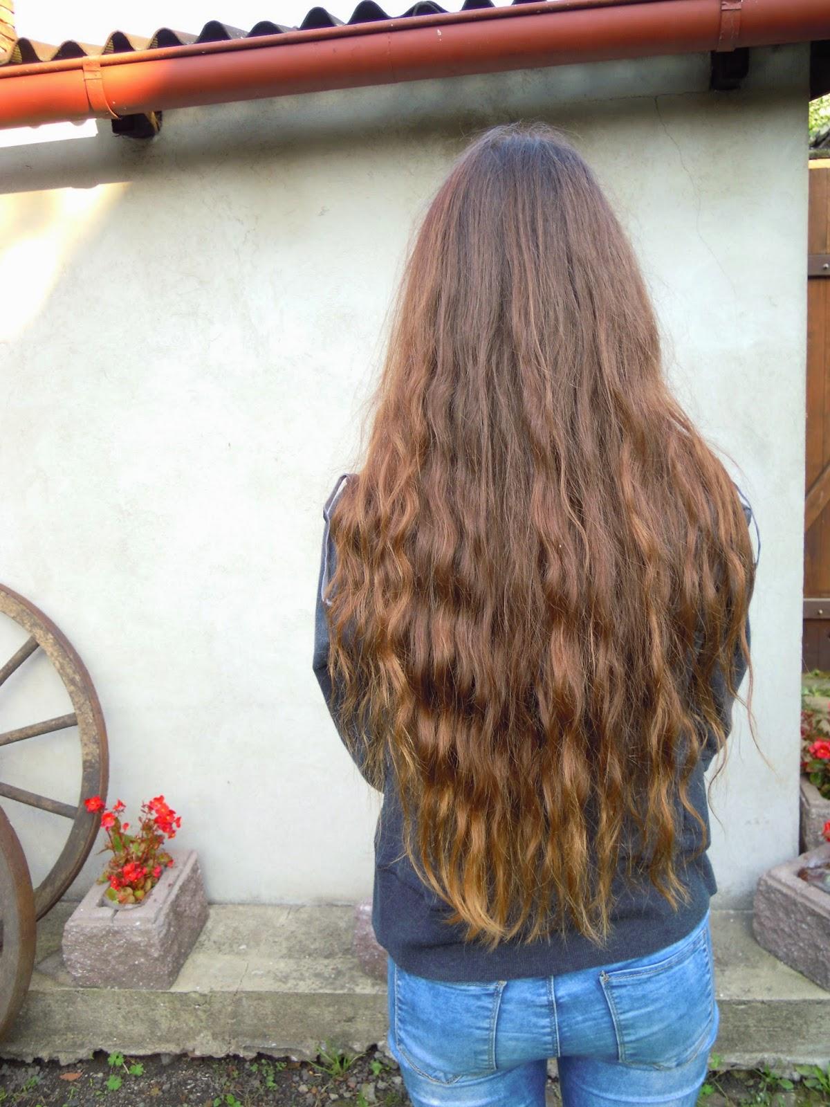 Aktualizacja włosów - wrzesień 2014