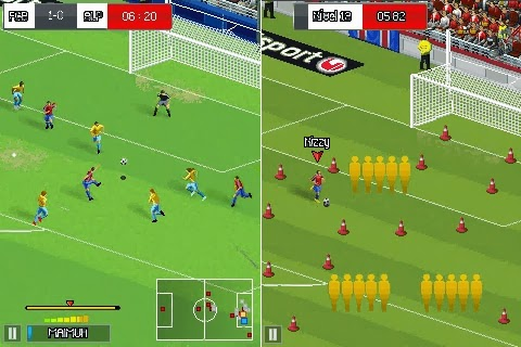 Real Football 2014 APK free download