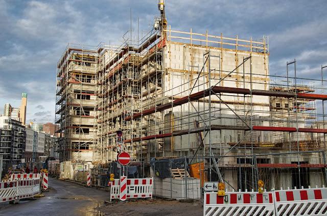 Baustelle Flottwellstraße, Schöneberger Ufer 5, 10785 Berlin, 22.12.2013