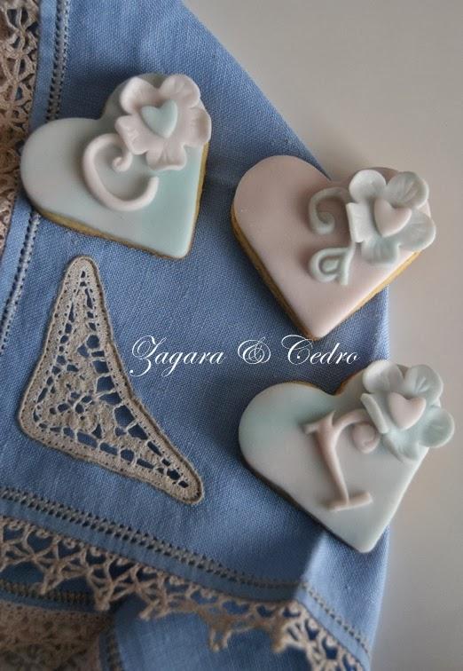 biscotti cuore personalizzati,un'idea per s.valentino