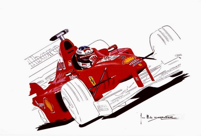 Jean claude derringer historic art motorsport gallery for Unique home care jefferson nc