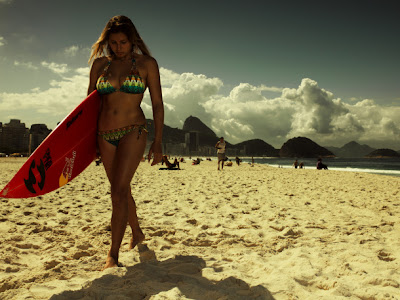 Maya Gabeira is already recognised around the world as the best female big-wave surfer of current times.