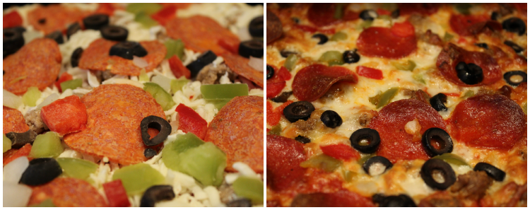 DiGiorno Pizza, football game, #gametimegoodies