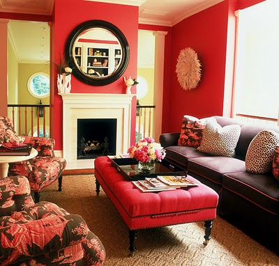 Site Blogspot  Living Room Ottomans on Charles Whyte  A Woman S Love For Her Ottoman