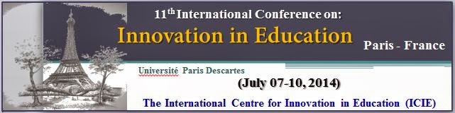 Join Us! ICIE PARIS Conference July 7-10, 2014