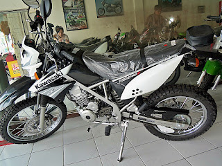 KLX 150S